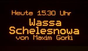 Wassa Schelesnowa_Schauspielhaus HH