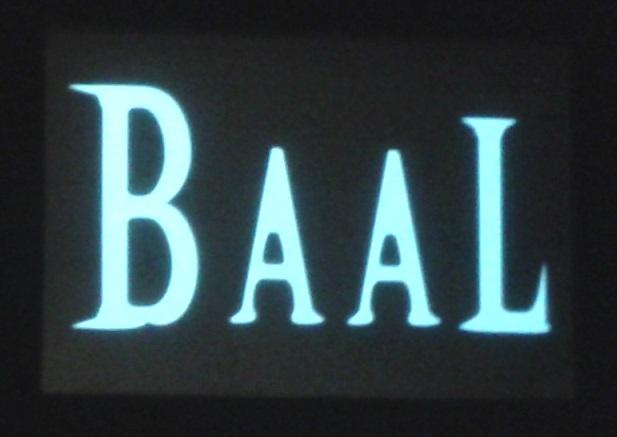 Baal im DT - Nov. 2014