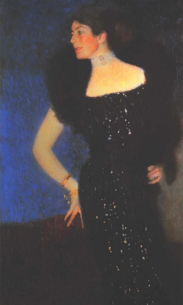 Rose von Rosthorn-Friedmann_Gustav Klimt 1901