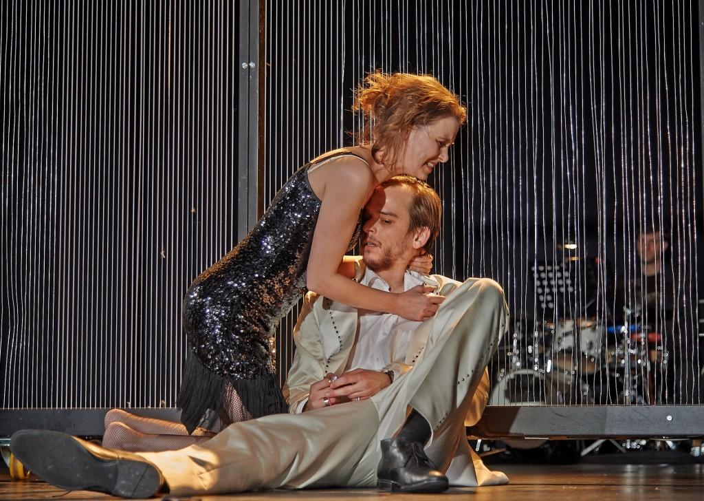 Johnny Breitwieser im Schauspielhaus Wien - Foto (c) Robert Polster