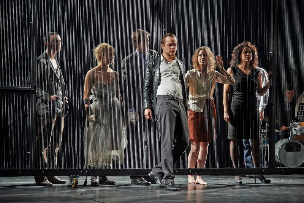Johnny Breitwieser im Schauspielhaus Wien  Foto (c) Robert Polster