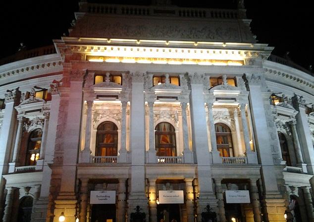 Burgtheater Wien - Foto: St. B.