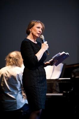 Requiem für Ernst Jandl_Dagmar Manzel  Foto (C) Reinhard Werner, Burgtheater