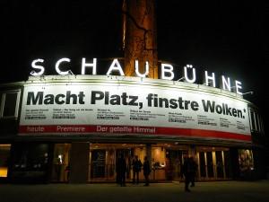 Der geteilte Himmel an der Schaubühne Berlin - Foto: St. B.