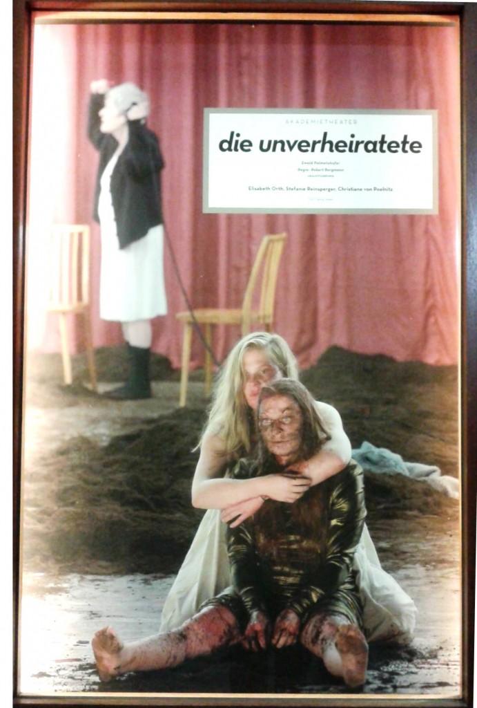 Schaukasten Akademietheater