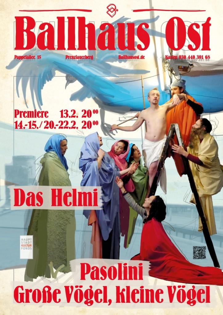 (c) Ballhaus Ost / Das Helmi