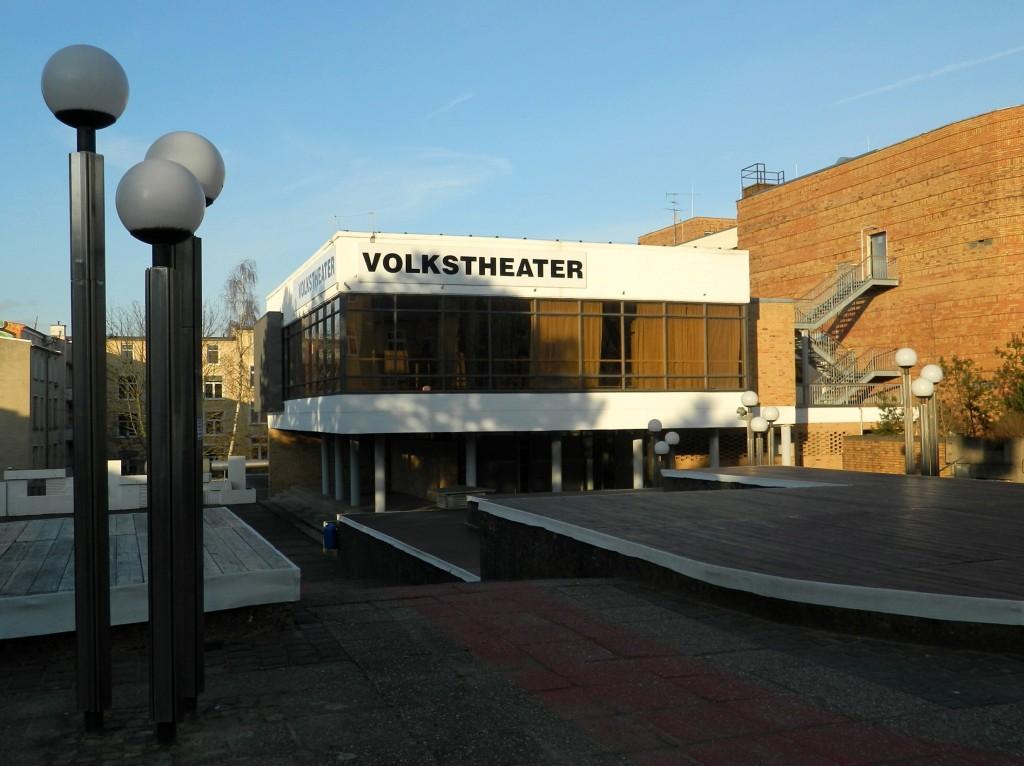 Das Volkstheater Rostock - Foto: St. B.