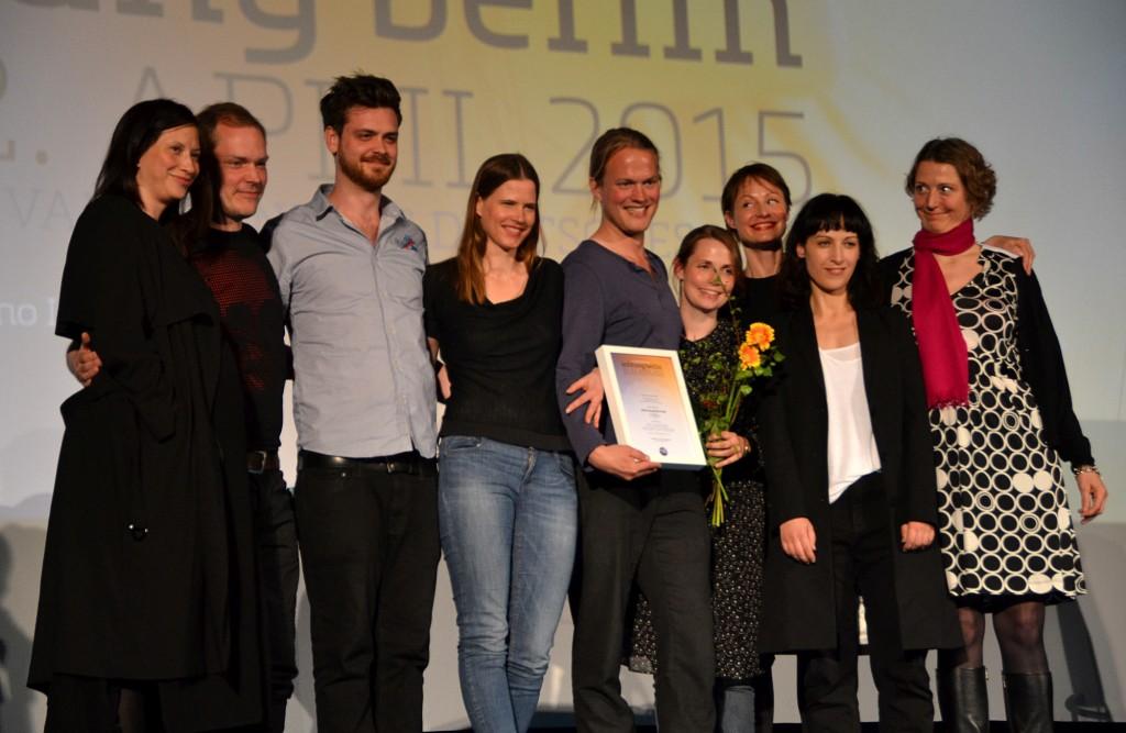 Tom Sommerlatte und Team Im Sommer... mit der Jury_St. Bock