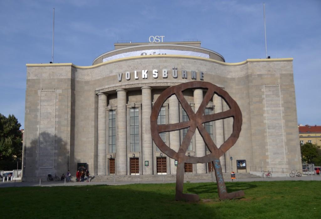 Streitfall Volksbühne - Foto: St. B.