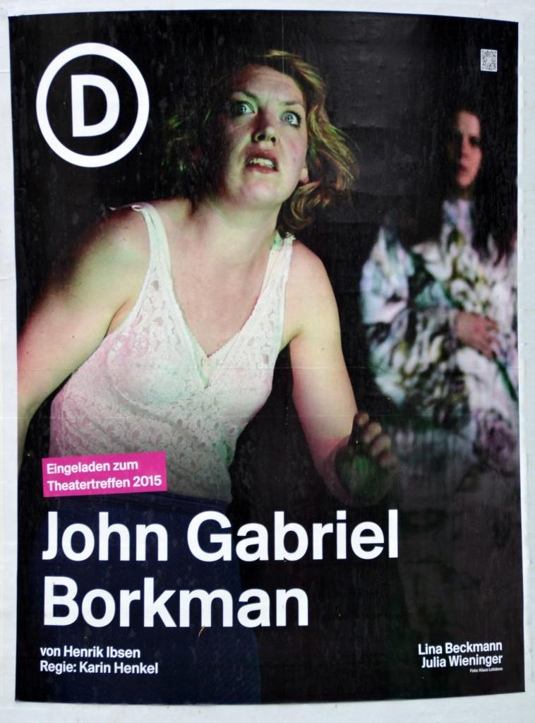 John Gabriel Borkmann vom Deutschen Schauspielhaus Hamburg