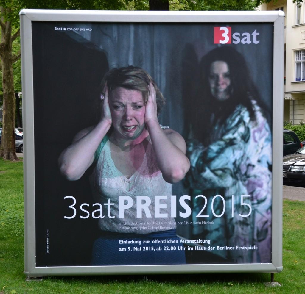 3sat-Preis für Lina Beckmann