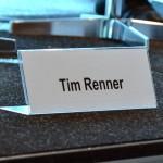 Tim Renner_Besetzungsschild