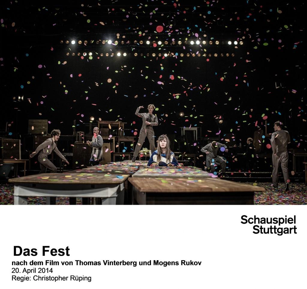 Das Fest am Schauspiel Stuttgart - Foto (C) JU Ostkreuz