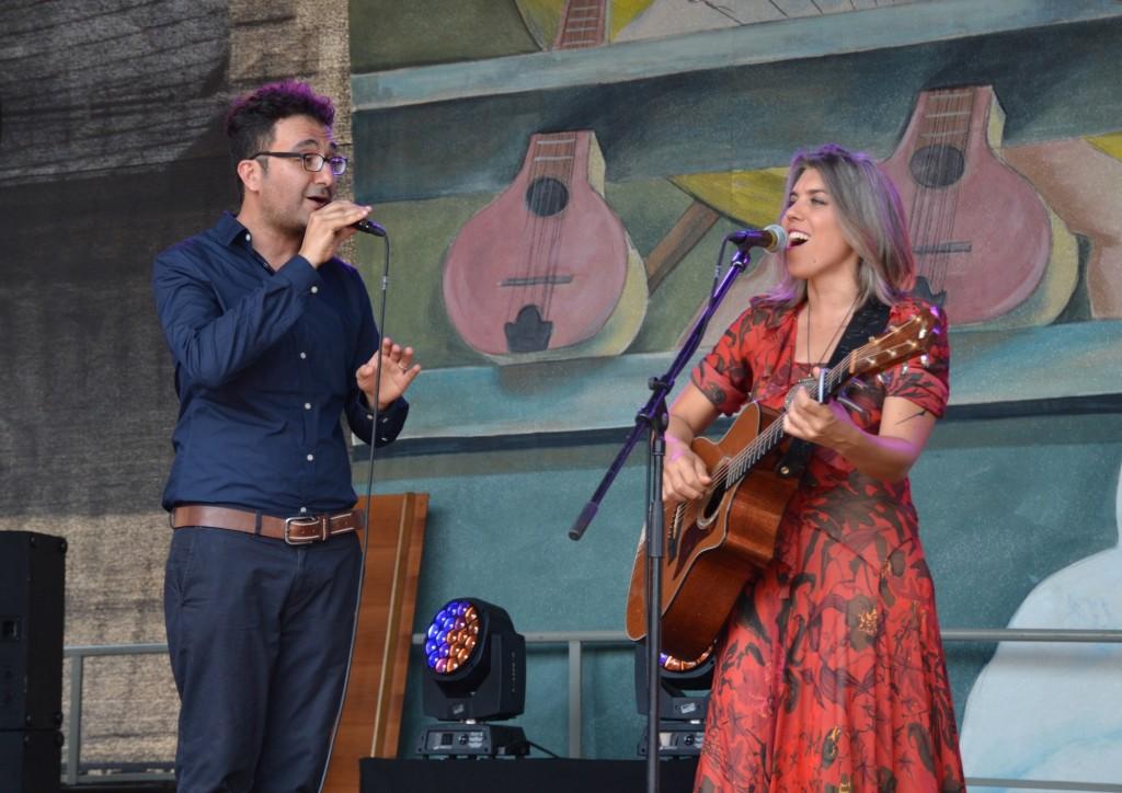 Masaa + Yael Deckelbaum