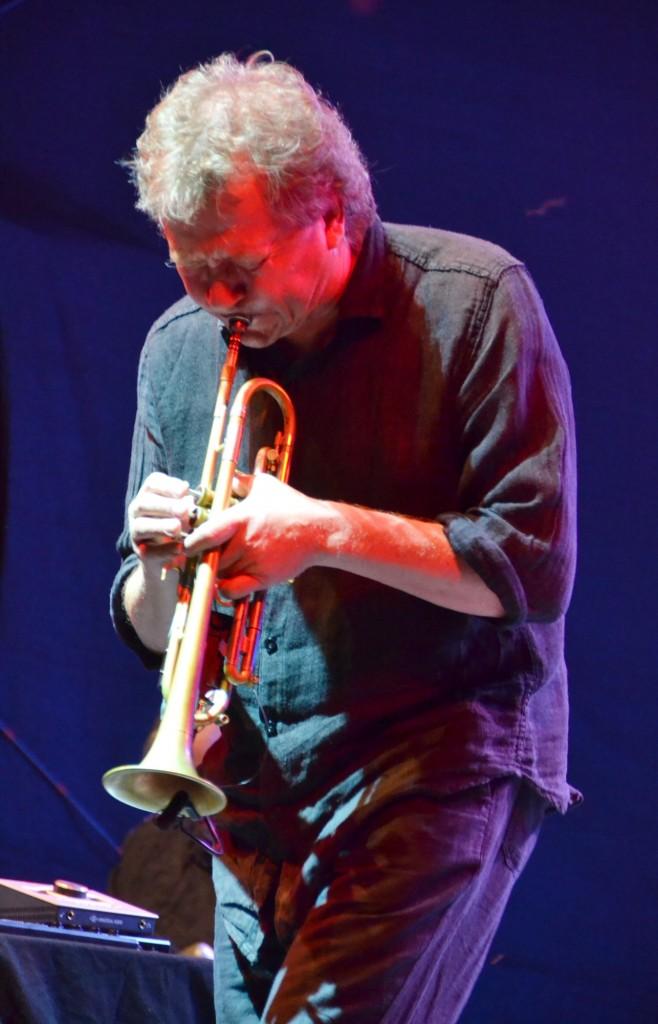 Nils Petter Molvaer - Foto: St. B.