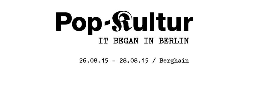 Pop-Kultur-Banner