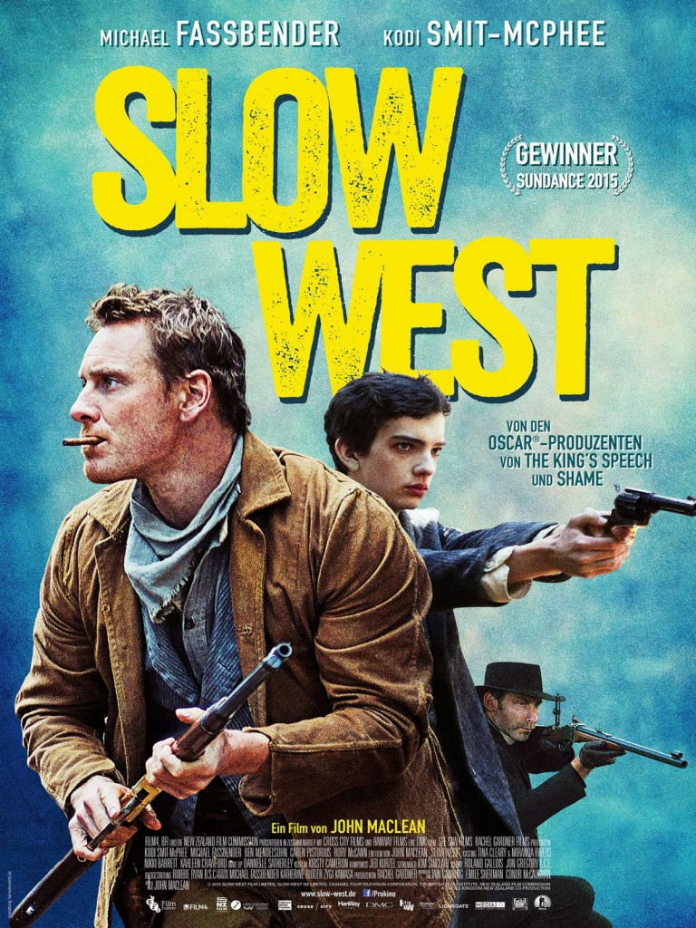 Slow West_Kinoplakat © Prokino Filmverleih