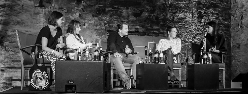 Spex-Session_28. August 2015 Pop-Kultur Festival - Foto (c) Roland Owsnitzki Pop Kultur 2015, Berlin Halle Berghain