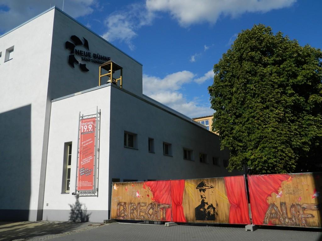 Brecht Auf! - Das Fest an der Neuen Bühne Senftenberg - Foto: St. B.