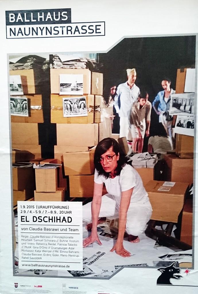 El Dschihad_BN-Poster