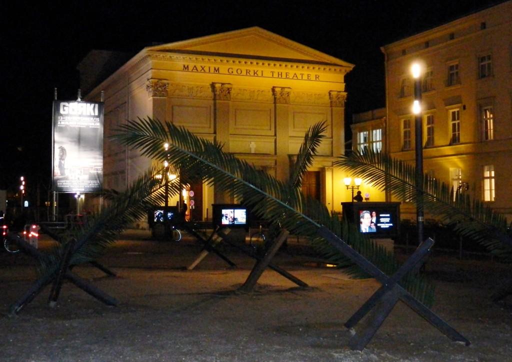 Maxim Gorki Theater_2. Berliner Herbstsalon 2015