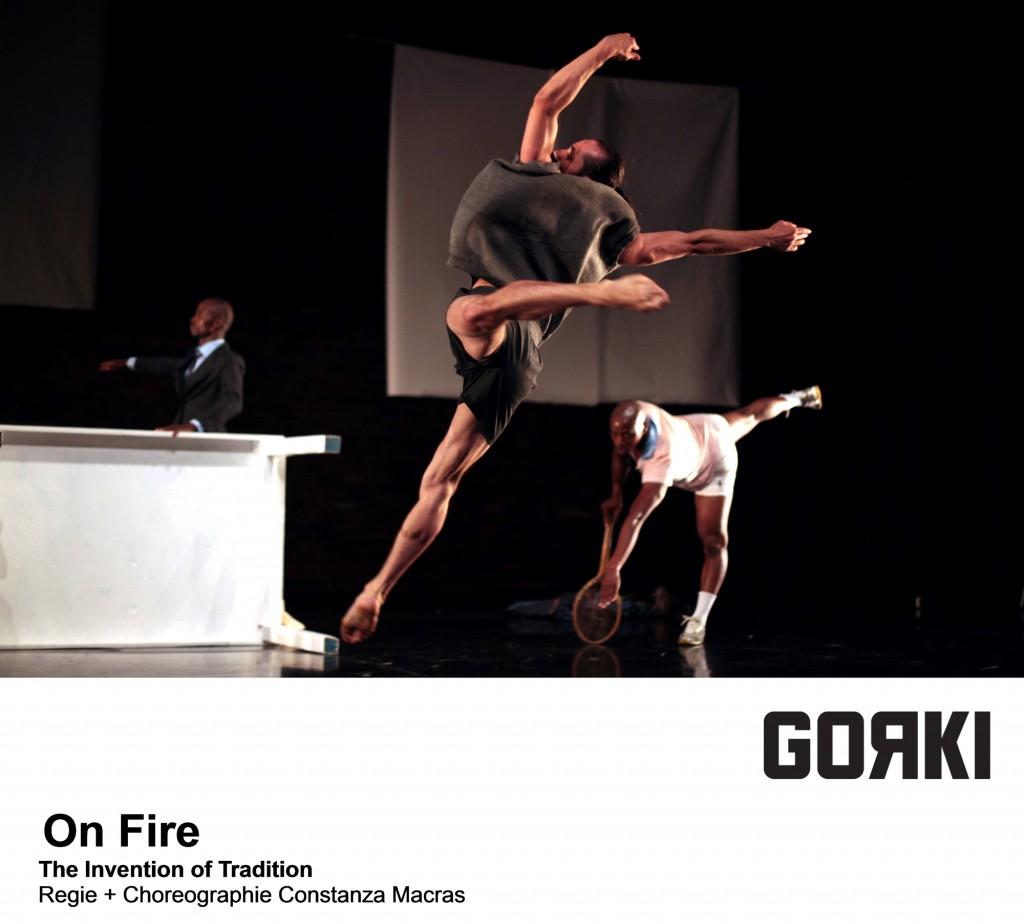On Fire von Constanza Macras - Foto (C) John Hogg AugustinPR