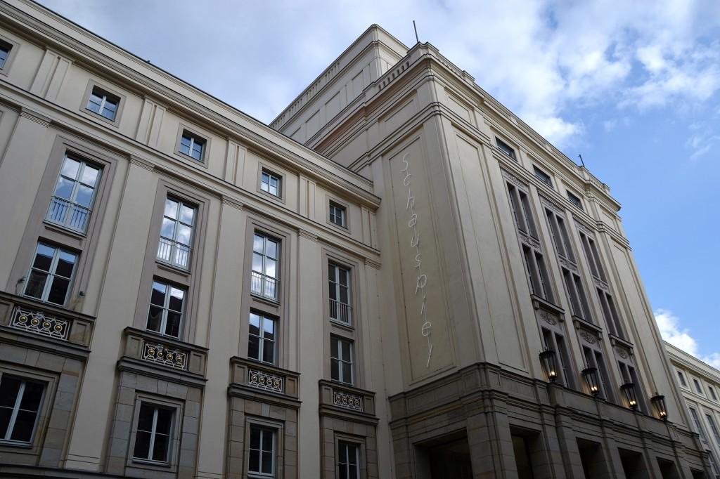 Das Schauspiel Leipzig mit neuer Intendanz - Foto: St. B.