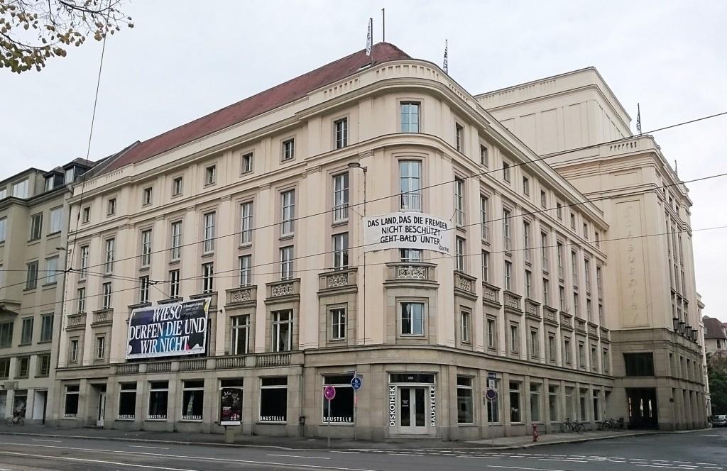 Das Schauspiel Leipzig - Foto: St. B.