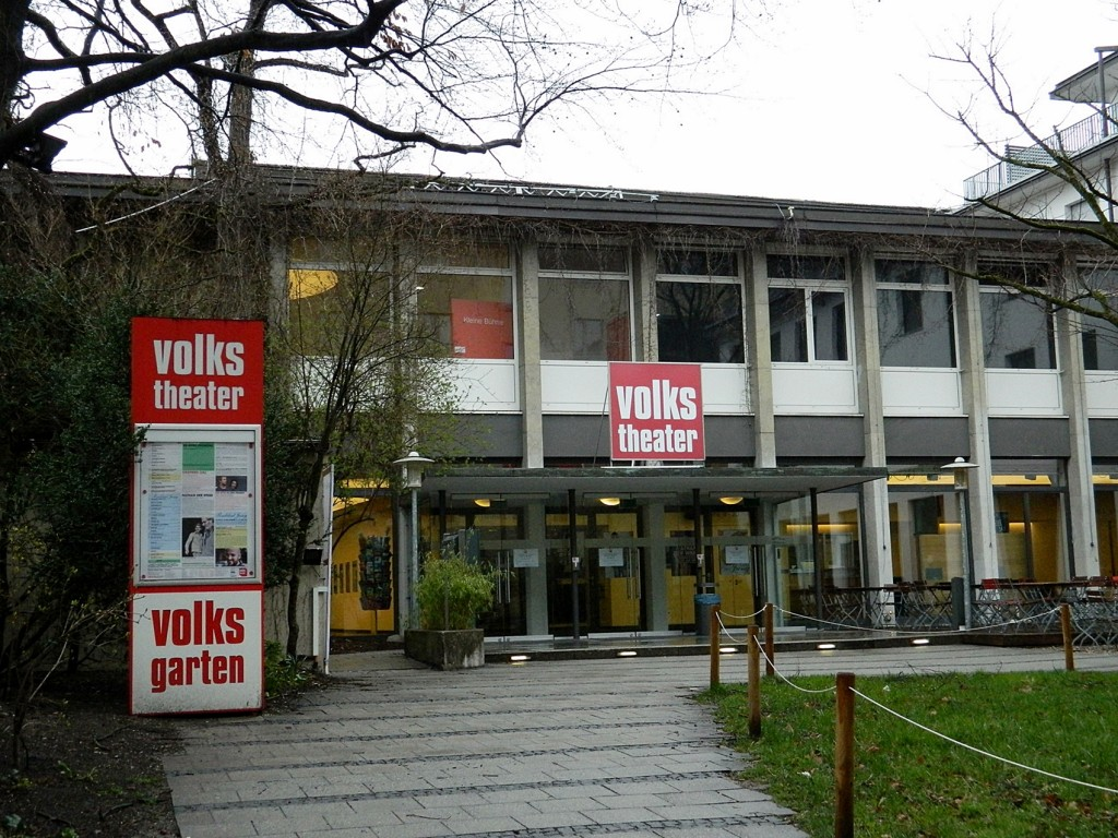Volkstheater München - Foto: St. B.