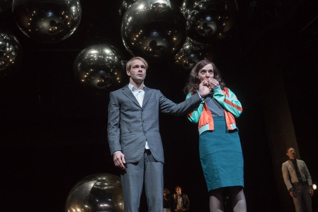 Kasimir und Karoline - Glauben Lieben Hoffen am Thalia Theater Hamburg - Foto (c) Krafft Angerer