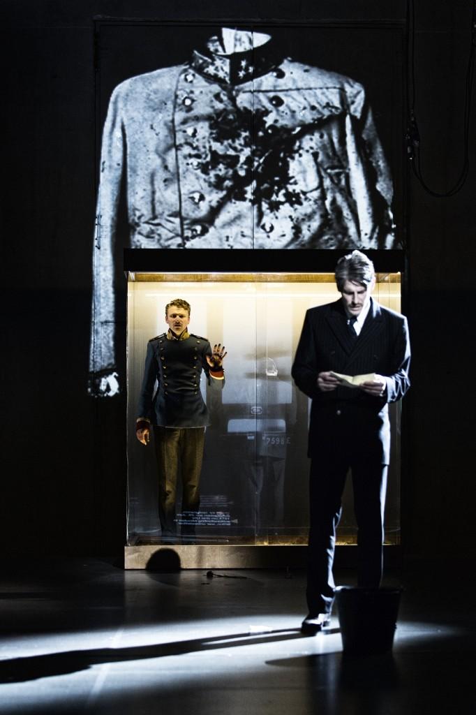 Ungeduld des Herzens in der Schaubühne am Lehniner Platz - Foto (C) Gianmarco