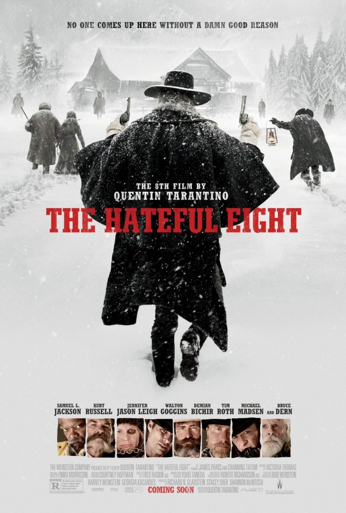The Hateful Eight_Filmposter