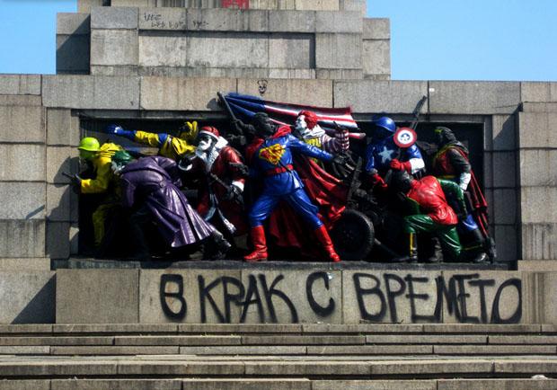 Rote-Armee-Denkmal in Sofia