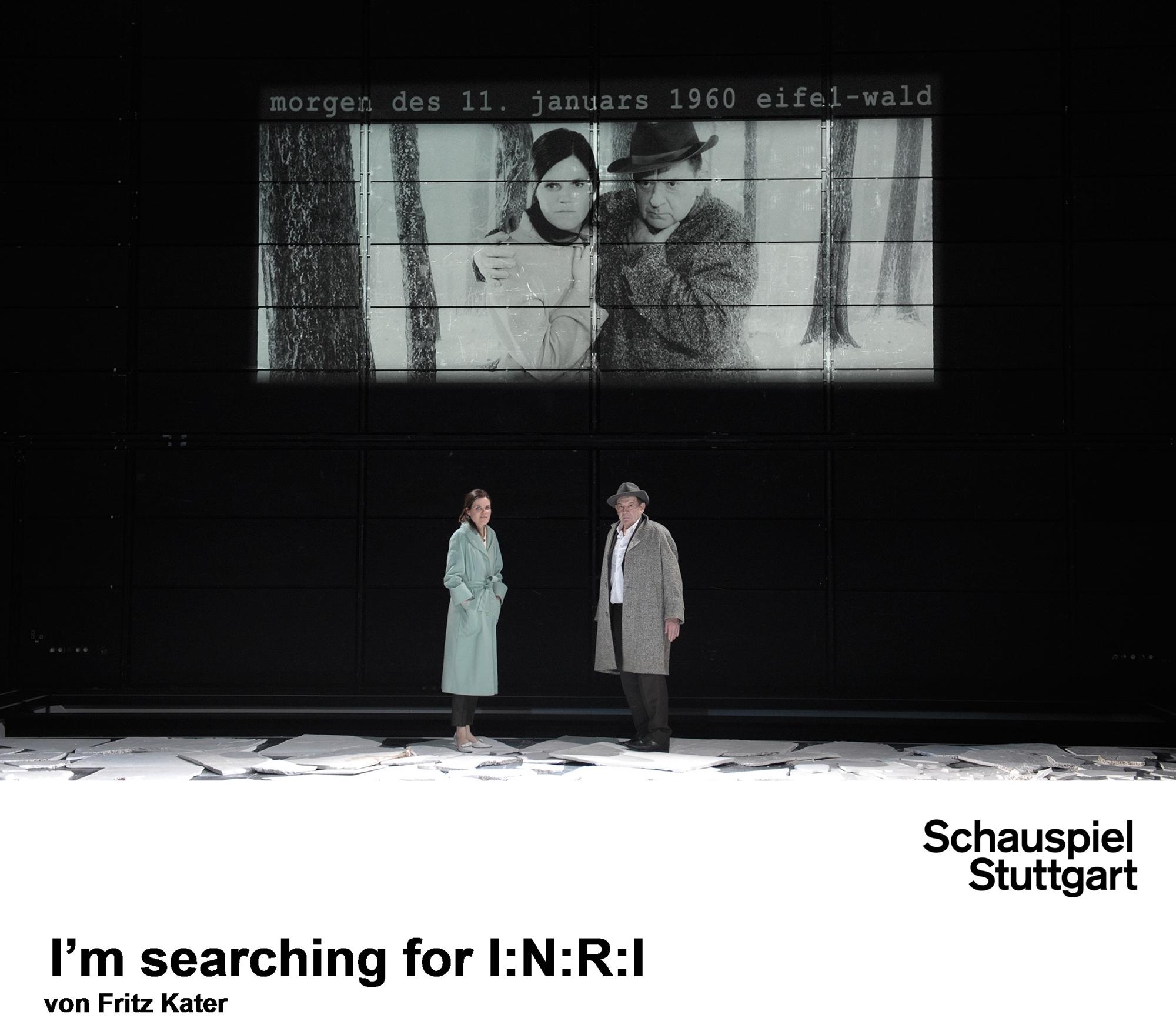I´m earching for I:N:R:I (eine kriegsfuge) - Foto (c) Thomas Aurin