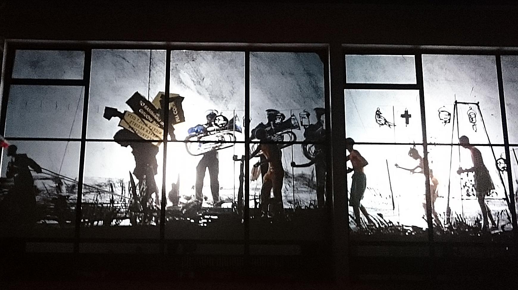 Haus der Berliner Festspiele - Foto: St. B.