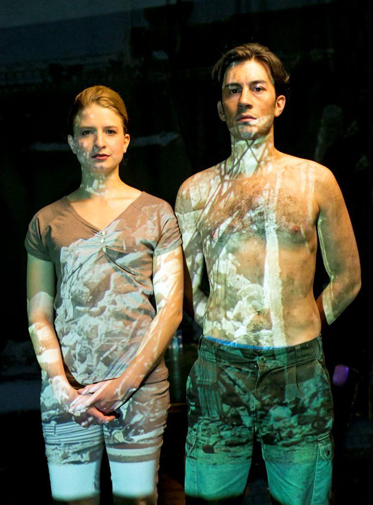 Inside IS am GRIPS Theater Berlin - Foto (c) David Baltzer