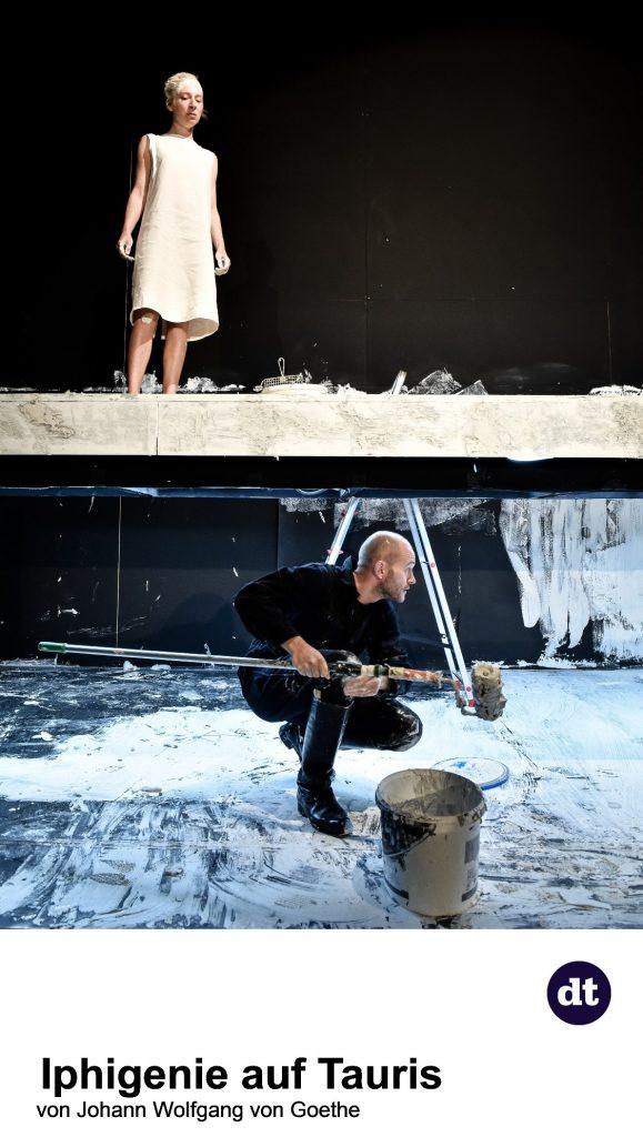 Iphigenie auf Tauris am Deutschen Theater Berlin - Foto (c) Arno Declair