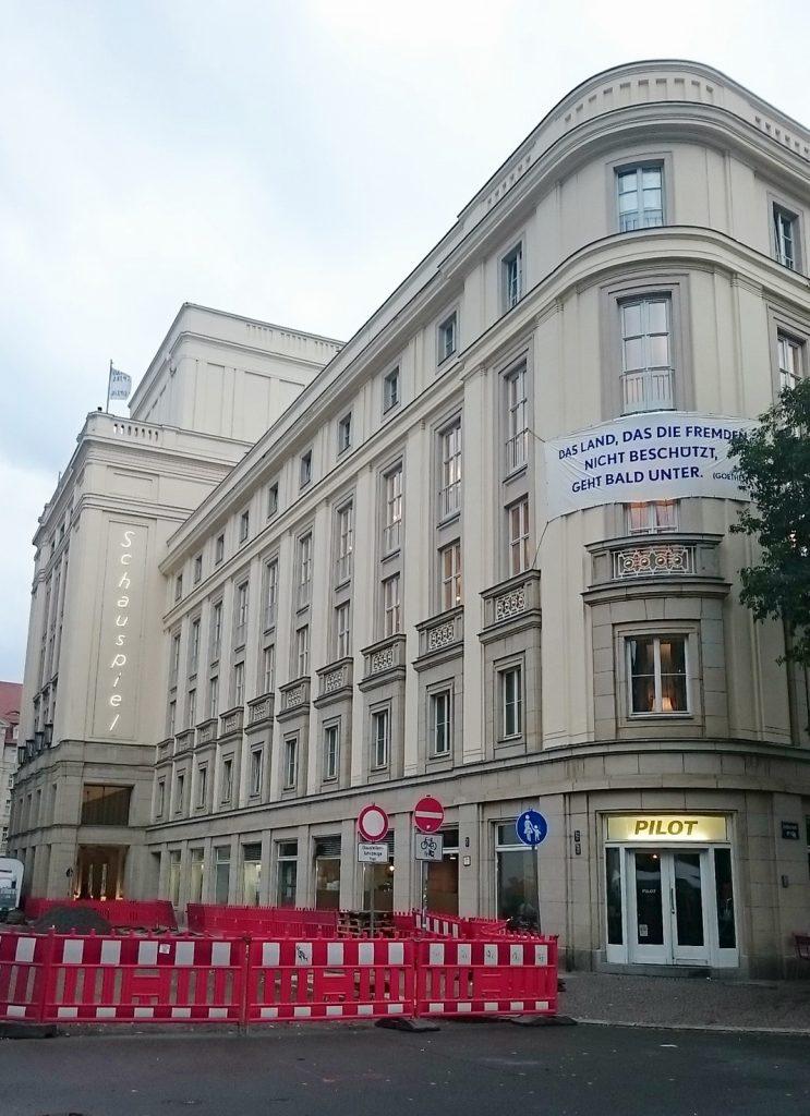 Schauspiel Leipzig - Foto: St. B.