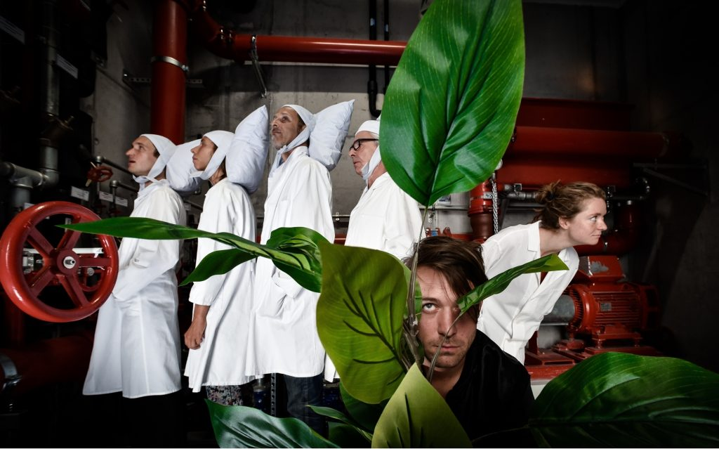 der thermale widerstand - Foto (c) Arno Declair