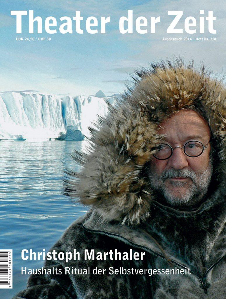 Christoph Marthaler - (c) Theater der Zeit