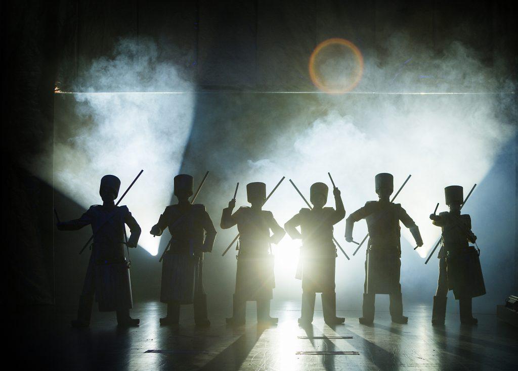 Der schlaue Urfin und seine Holzsoldaten am Schauspiel Leipzig - Foto (c) Rollf Arnold